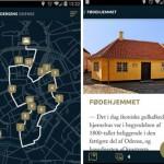 App der dur til H. C. Andersens Fodspor