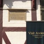 På hjørnet af Overgade og Påskestræde lå fattiggården. De dele af den man stadig kan se, udgør i dag et mindre museum.
