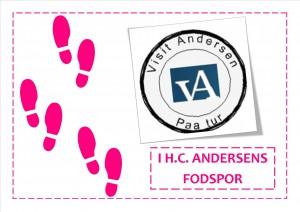 Visit Andersen på tur i H.C. Andersens Fodspor