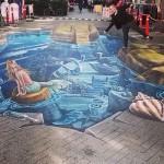 Den lille havfrue - kunst - Brandts Passage - H. C. Andersen - Odense