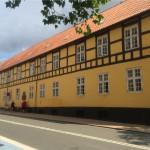 Bygningen huser i dag Odense Kommunes Ældre- og Handicapforvaltning.