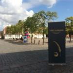 Teatret lå her, som det eneste teater uden for København. Det bliver idag brugt til mange forskellige aktivteter.