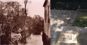 H.C. Andersens mor arbejdede som vaskekone ved åren på en af de mange vaskepladser.