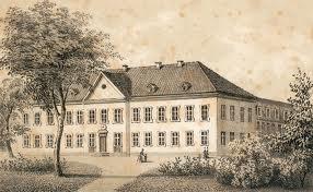 Odense Slot var oprindeligt placeret uden for byen...