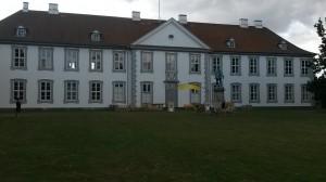 ... men i dag ligger det på Nørregade 36,  tæt placeret ved Kongens have og den gamle banegård