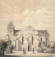Kirken hvor H.C.Andersen blev fremstillet i 1805