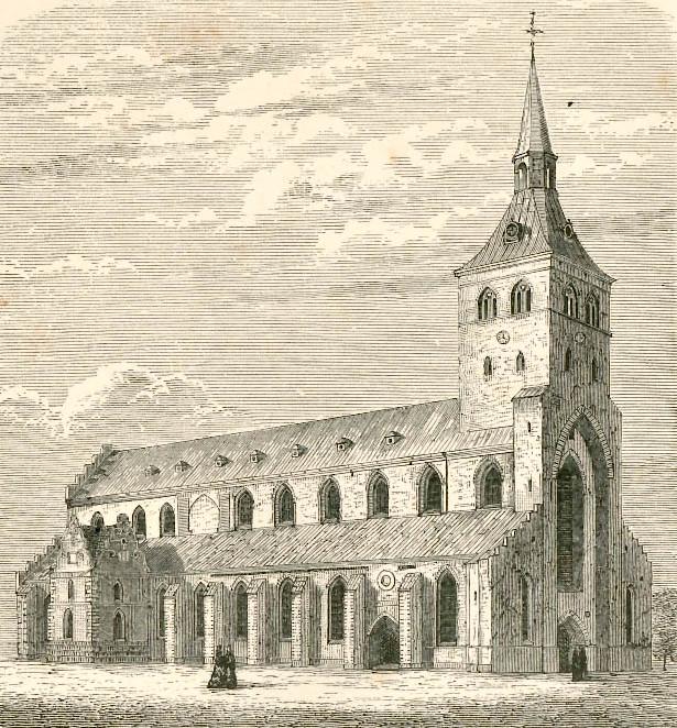 Visitandersen.dk Sankt Knuds Kirke || H.C. Andersen || Domkirken || Visit Andersen