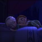 Unge Prinsesser, Anna og Elsa på slottet