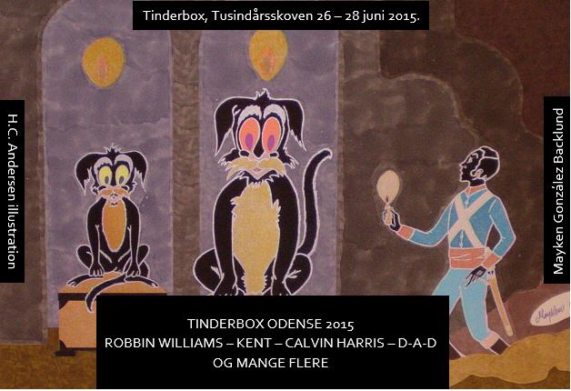 Tinderbox Festival billet og kunstnere